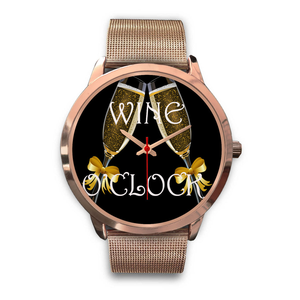 Wine O' Clock Watch