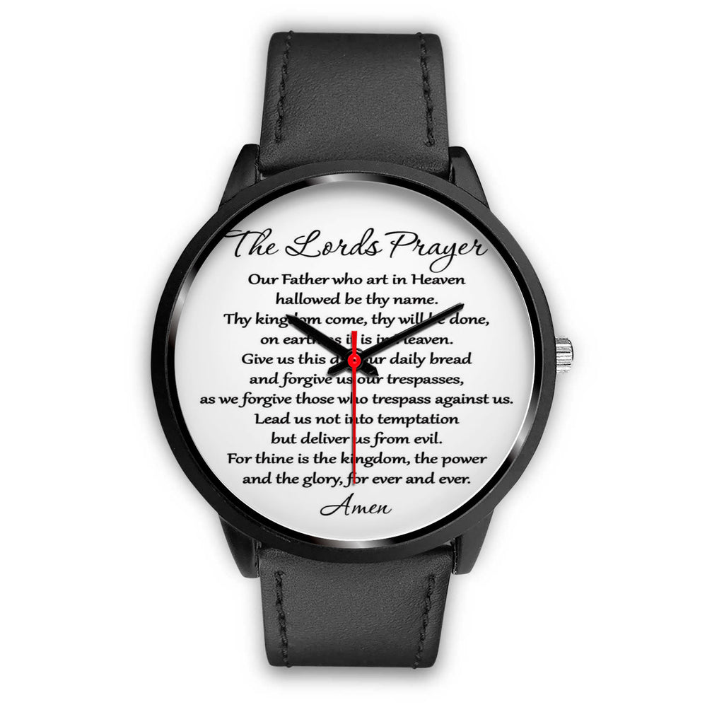 The Lords Prayer Watch