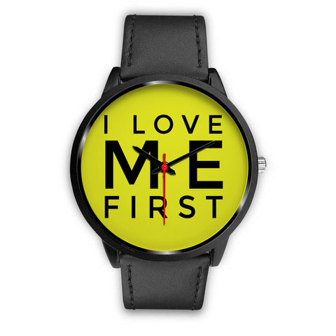 I Love Me First Watch