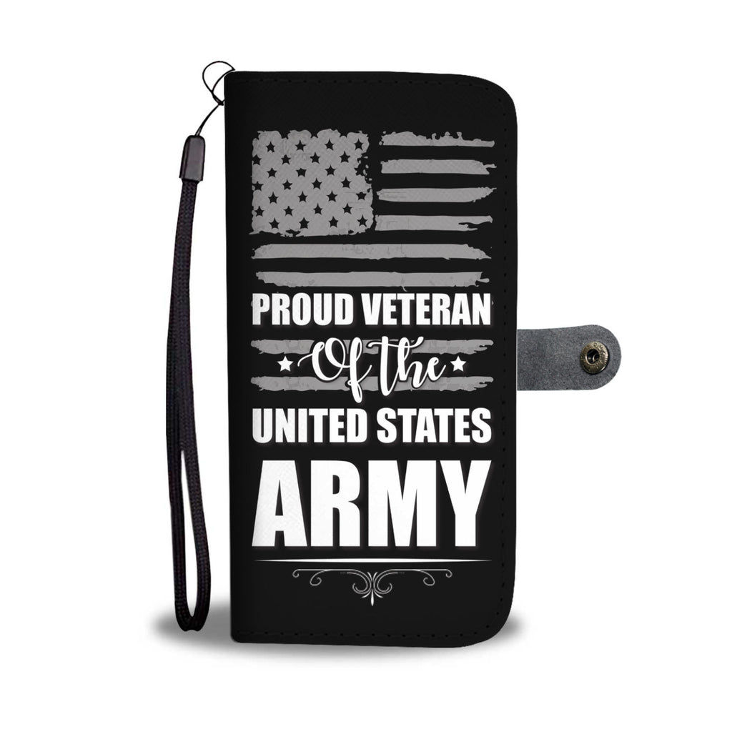 U.S.A Army Vet Wallet  Phone Case
