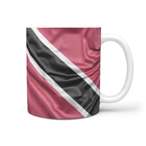 Custom Designed Trinidad Flag Mug