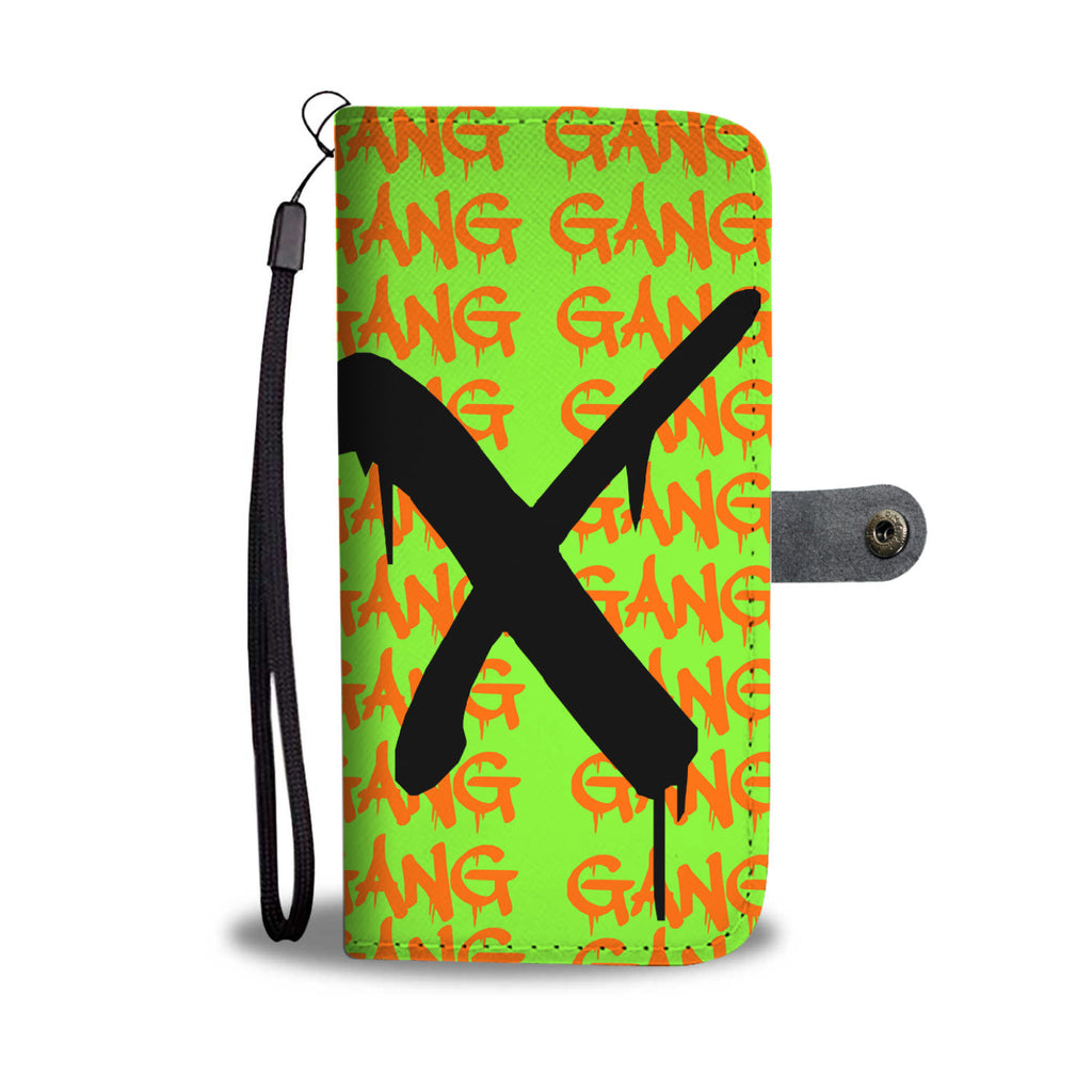 X Gang Wallet Phone Case By World Dawg