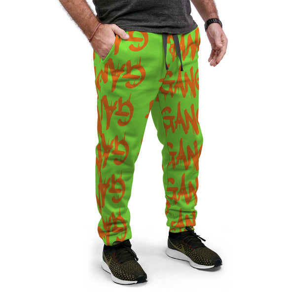 All Over Print Gang Jogger By World Dawg