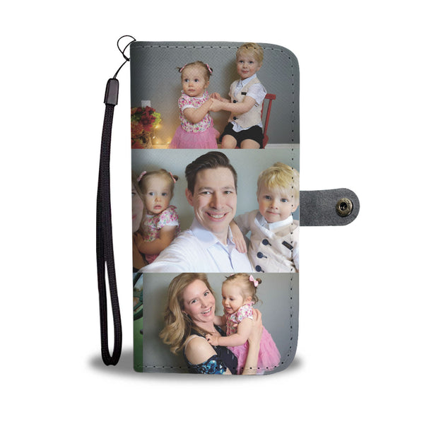 Custom Family Wallet Case