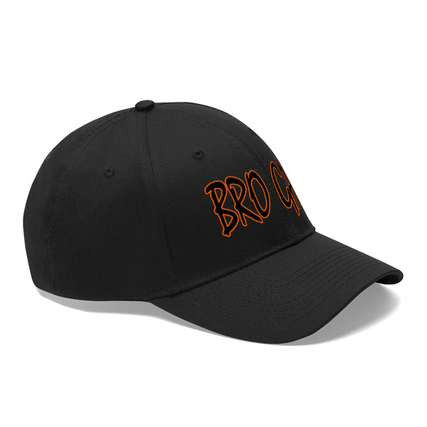 BRO GAD Safety Orange  Embroidered  Unisex Twill Hat