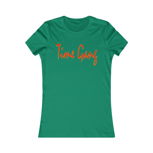 Time Gang Women's Tee