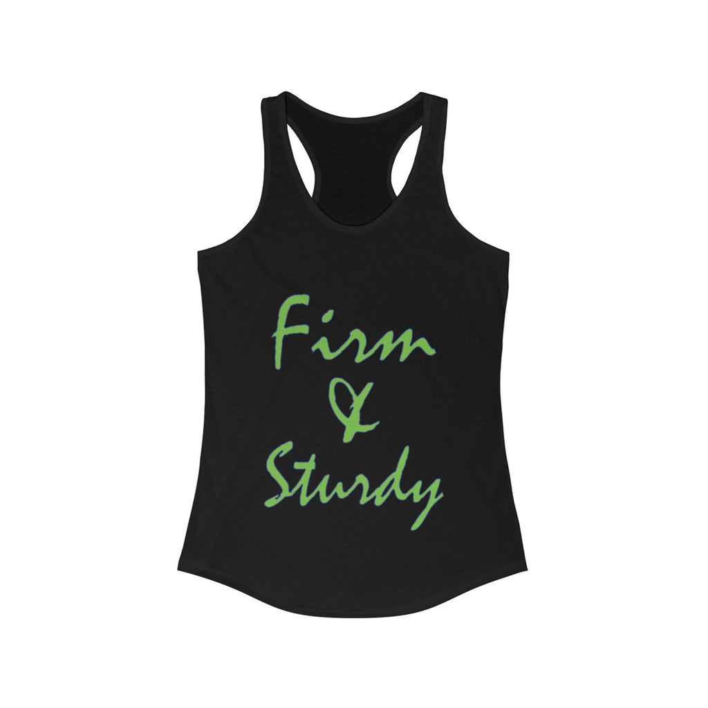 Firm & Sturdy Women's Ideal Racerback Tank By Renee 630