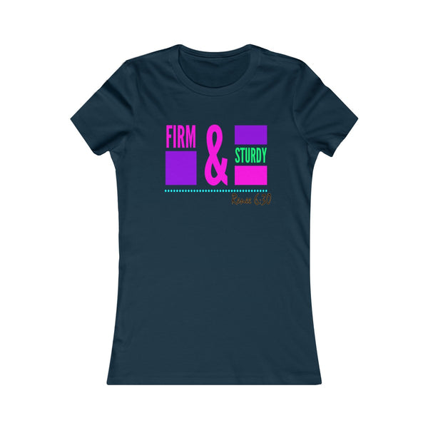 Firm & Sturdy Women's Tee By Renee 630