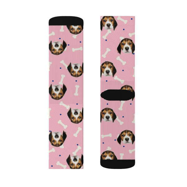Personalized Pet Photo Socks