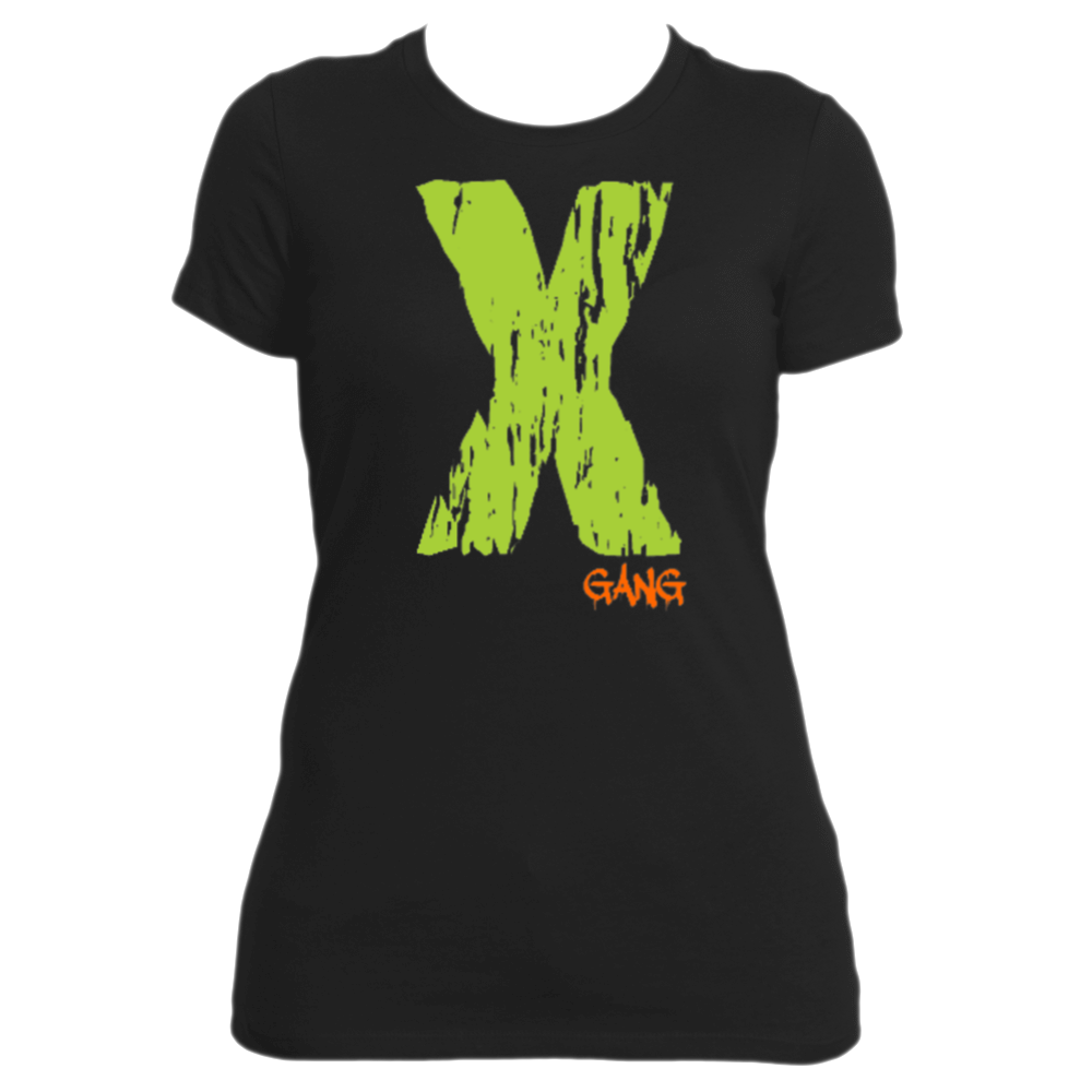 X Gang Ladies Tee By World Dawg