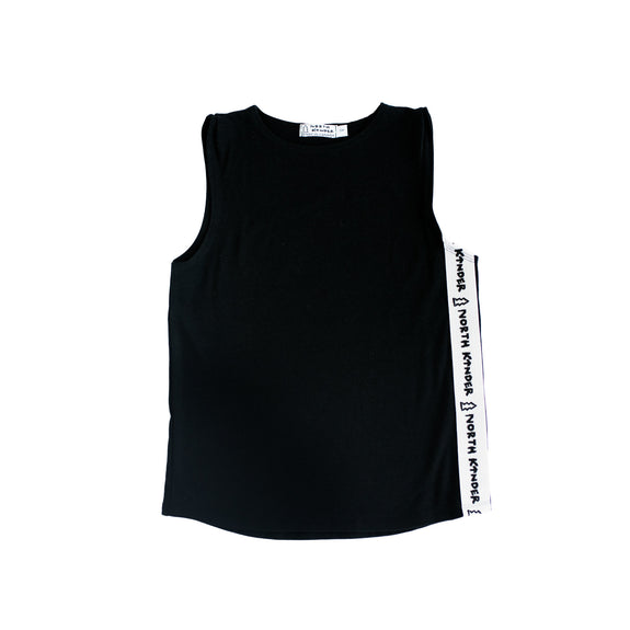speed tank - black