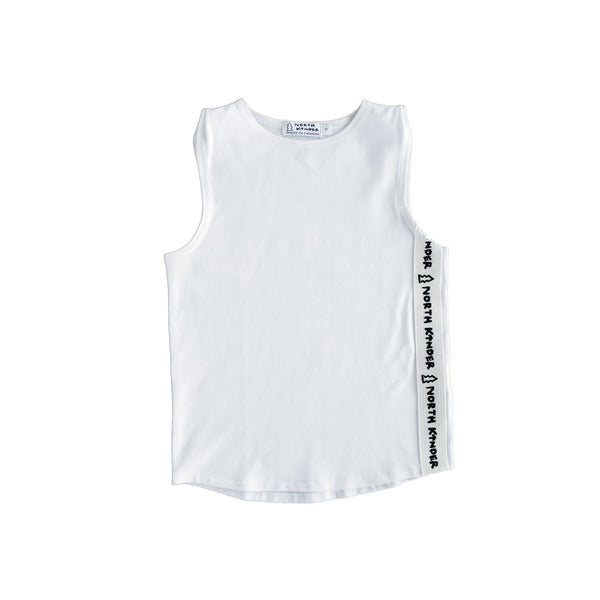 speed tank - white