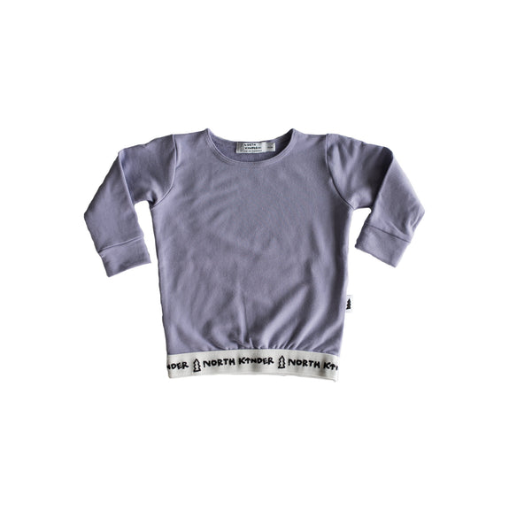 speed sweater - grape