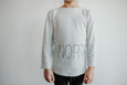 long sleeve shirt - cloud