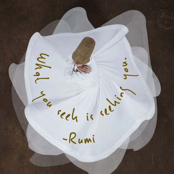 Rumi's Infinite Wisdom and Guidance