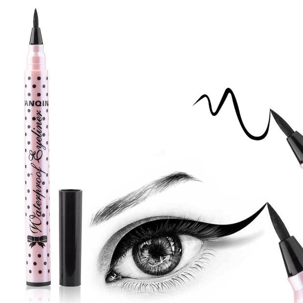 Long Lasting Liquid Eyeliner Pen Waterproof