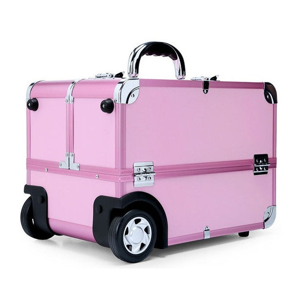 Makeup Storage Trolley Case