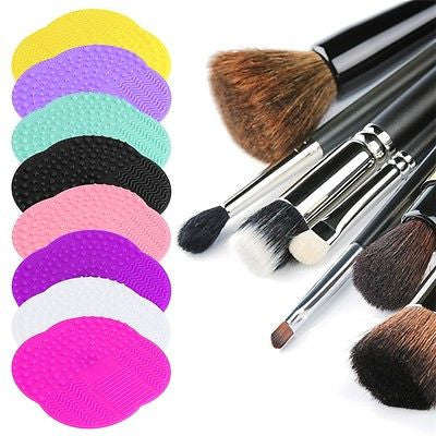 Makeup Brush Cleaner Mat