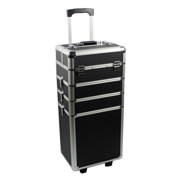 4 in 1 Beauty Makeup Cosmetics Trolley Case
