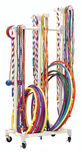 DEAL OF THE DAY - 11/16/2017: 20% Off Jump Rope & Hoop Cart