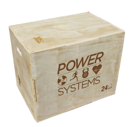 12/20/2017: 15% Off 3-In-1 Plyo Box from Power Systems