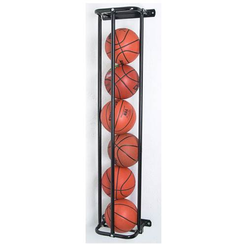 Stackmaster™ Single Basketball Wall Storage Rack