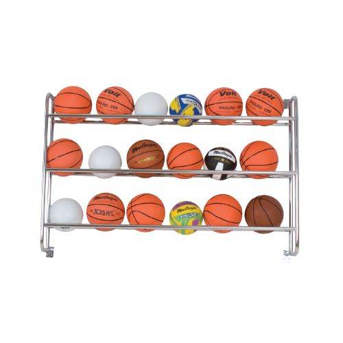 Pro Down Wall Mounted Ball Rack