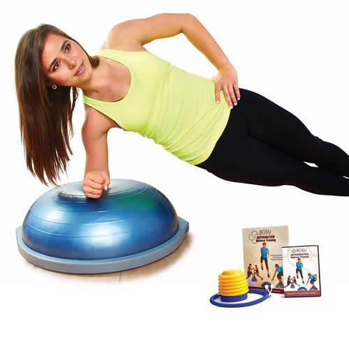 "BOSU Professional Balance Trainer | 25"" Diameter 