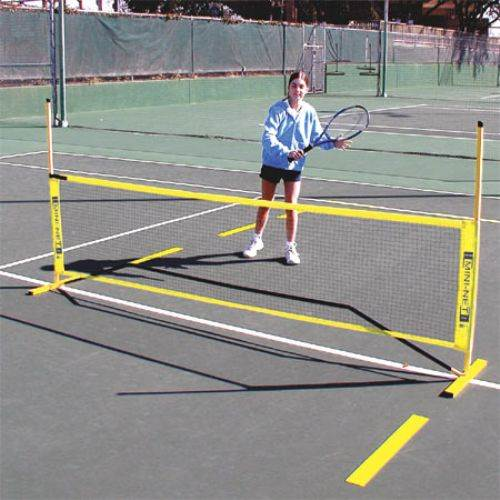 Multi Use Portable Badminton/Volleyball Nets - 10/18ft