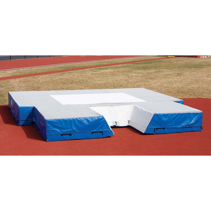 "Essentials Pole Vault Landing System | 19'9"" x 20'2"" x 26"" 