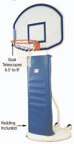 Playtime Adjustable Basketball Standard | PE Equipment & Games | Gear Up Sports