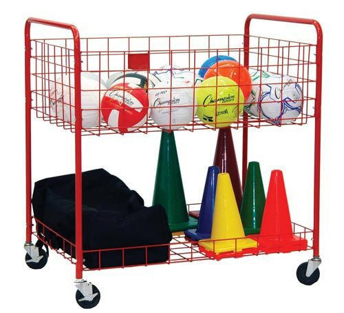 Back Ease Storage Cart | PE Equipment & Games | Gear Up Sports