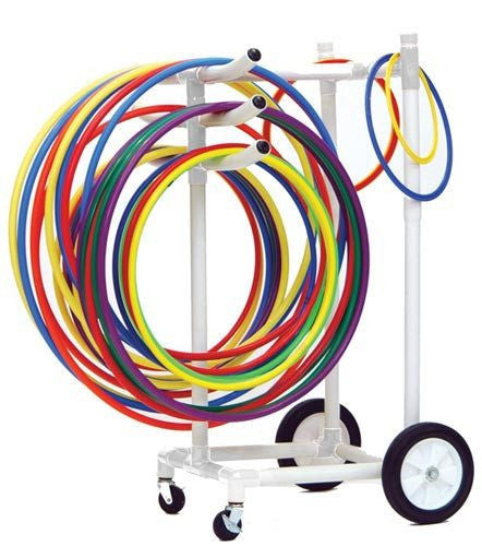 ABS Hoop Cart | PE Equipment & Games | Gear Up Sports