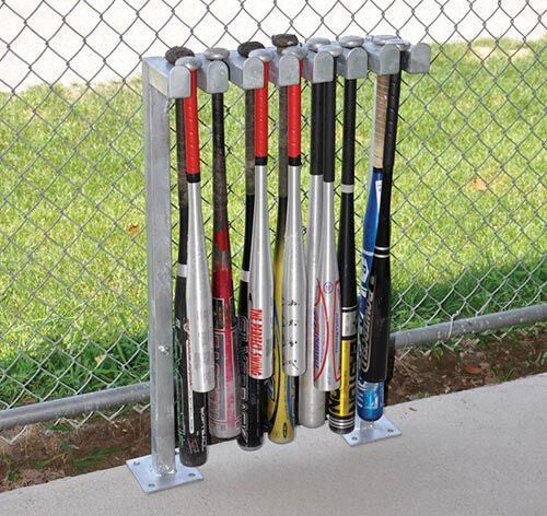 Permanent Bat Rack | PE Equipment & Games | Gear Up Sports
