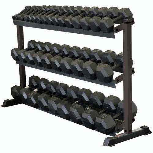 3 Tier Dumbbell Rack | PE Equipment & Games | Gear Up Sports