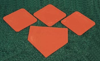 Poly Baseball Bases (Available in Assorted Colors) | PE Equipment & Games | Gear Up Sports