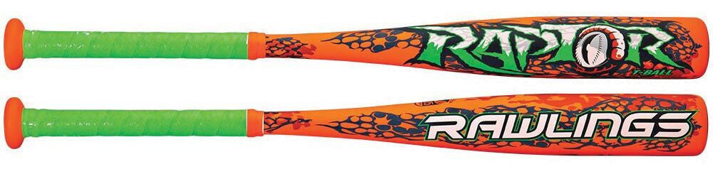 Pair of Rawlings Raptor Tball Alloy Bat (-13) | PE Equipment & Games | Gear Up Sports