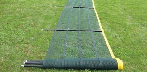 Deluxe TempFence - 314' Kit (32 Poles) | PE Equipment & Games | Gear Up Sports