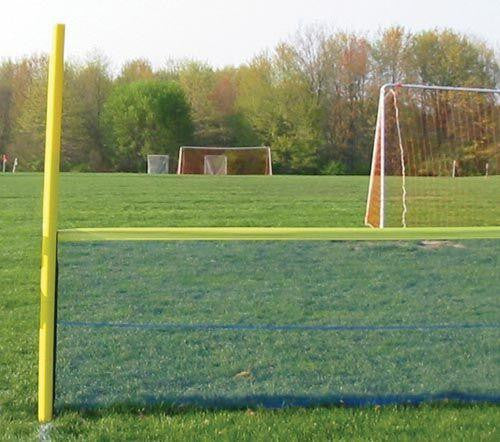 TempFence Foul Pole Kit | PE Equipment & Games | Gear Up Sports
