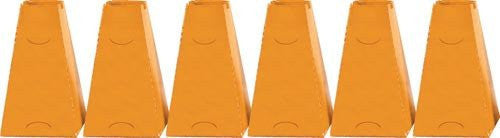 "16"" Pyramid Cones (Set of 6) 