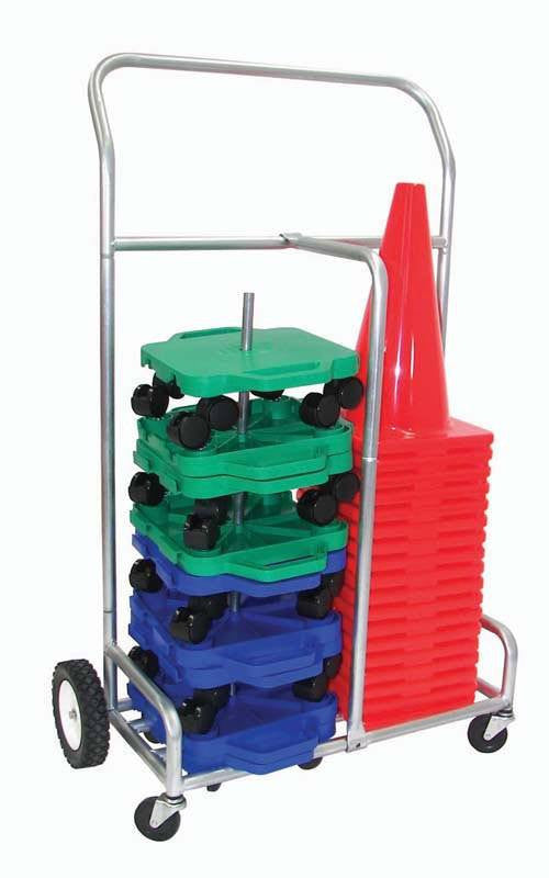EZ-Roll Scooter/Cone Cart | PE Equipment & Games | Gear Up Sports
