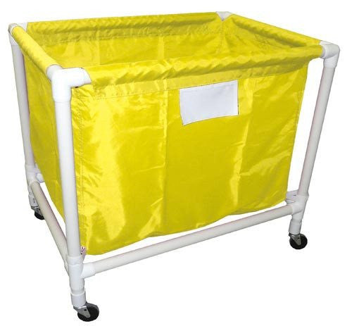 Large PVC/Nylon Equip. Cart (Various Color Options) | PE Equipment & Games | Gear Up Sports