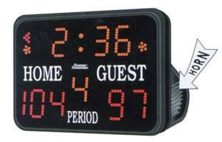 Portable LED Multi-Sport Scoreboard | PE Equipment & Games | Gear Up Sports