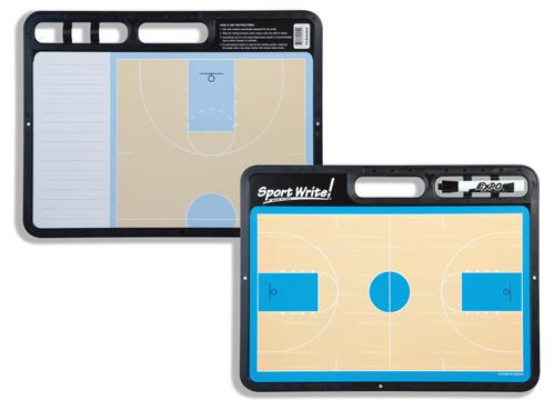 Sport Write Pro Clipboard - Basketball | PE Equipment & Games | Gear Up Sports