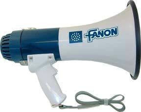 Fanon 600 Yard Megaphone | PE Equipment & Games | Gear Up Sports