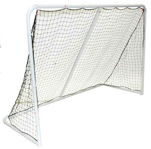 "72"" Steel Fold Up Soccer Goal 