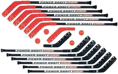"42"" Junior Power Shaft Hockey Set 