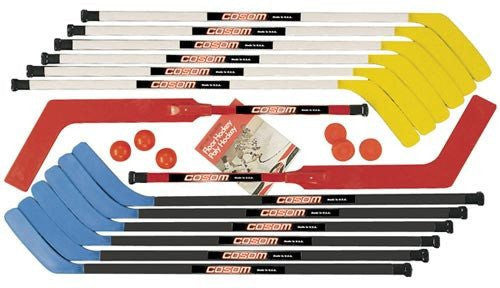 "Cosom Hockey Set (43"" or 47"" Stick Length) 