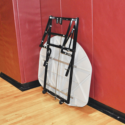 Little Champ™ Easy Adjust Basketball Backboard Adapter with Wheels