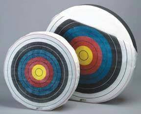 "Skirted Target Faces (36"" or 48"" Options) 